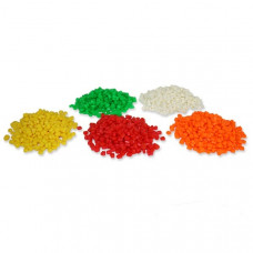 DYNO ARTIFICIAL BAITS IMITATION BAITS PopUp Buoyant Small Green Sweet corn each Supplied in a resealable bag