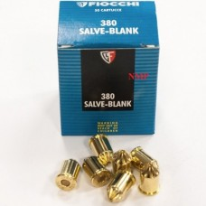Fiocchi 9mm 380 9X17 Salve Blank 50 per box, To be collected from store only