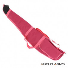 52 inch Anglo Arms Gun bag Pink With Padded Liner 243 PINK