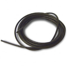 2 metres (DARK OLIVE GREEN / BLACK) SILICONE RUBBER SLEEVING TUBE  1mm / 2mm (approx) (made in uk)
