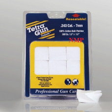 Tetra Gun ProSmith .243 Cal. .7mm Cleaning Patches (pack 500) (TG1110i)