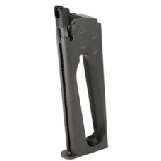 KWC Swiss Arms MAGS for 1911 steel BB 4.5mm ( 18 shot BB ) Spare Co2 Magazine