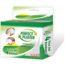 4 FIRST AID BANDAGES PERFECT PLASTER