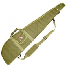 44 inch SABRE GUN SLIP FULLY LINED WITH POCKET rifle, scope case